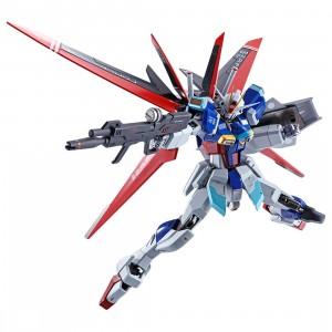 Bandai Metal Robot Spirits Mobile Suit Gundam Seed Destiny Side MS Force Impulse Gundam (white)