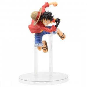 Bandai Ichibansho One Piece Dynamism Of Ha Monkey D. Luffy Figure (red)