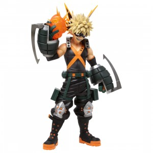 Bandai Ichibansho My Hero Academia Katsuki Bakugo Dou Let's Begin! Figure (orange)