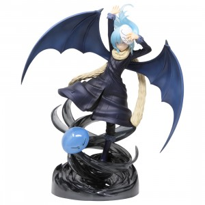 Bandai Ichibansho That Time I Got Reincarnated As A Slime Wrath Of God Rimuru Automatic Battle Ver. Harvest Festival Figure (navy)