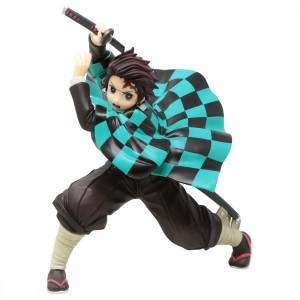 Bandai Ichibansho Demon Slayer Kimetsu no Yaiba Tanjiro Kamado Variation 2 Figure (green)