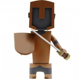 BEit Dude - Knight (bronze)