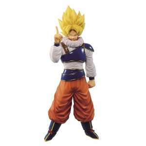 PREORDER - Banpresto Dragon Ball Legends Collab Son Goku Figure (yellow)