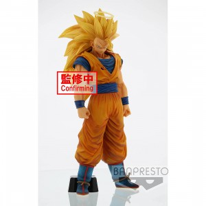 PREORDER - Banpresto Dragon Ball Z Grandista Nero Son Goku Figure (orange)