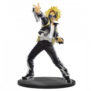 PREORDER - Banpresto My Hero Academia The Amazing Heroes Vol 9 Denki Kaminari Figure (black)