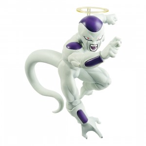 PREORDER - Banpresto Dragon Ball Super Tag Fighters Frieza Color Variant Figure (white)