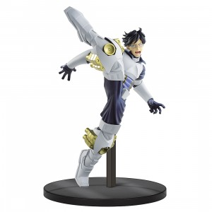 PREORDER - Banpresto My Hero Academia The Amazing Heroes Vol 10 Tenya Iida Figure (white)
