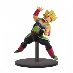 PREORDER - Banpresto Dragon Ball Super Chosenshi Retsuden II Vol. 4 Super Saiyan Bardock Figure (green)