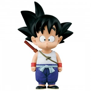 PREORDER - Banpresto Dragon Ball Collection Son Goku Figure (white)
