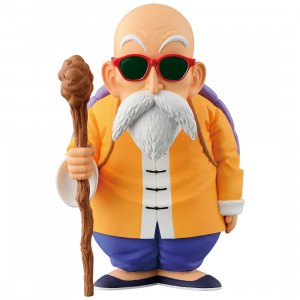 PREORDER - Banpresto Dragon Ball Collection Vol. 2 Master Roshi Kame-Sennin Figure (orange)