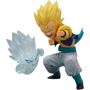 PREORDER - Banpresto Dragon Ball Z G x Materia Gotenks Figure (gray)