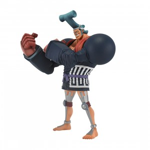 PREORDER - Banpresto DXF One Piece Wano Kuni The Grandline Men Vol. 8 Franky Figure (navy)