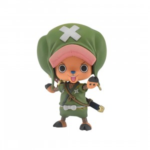 PREORDER - Banpresto DXF One Piece Wano Kuni The Grandline Men Vol. 8 Tony Tony Chopper Figure (green)