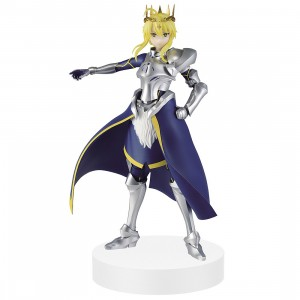 PREORDER - Banpresto Fate/Grand Order The Movie Divine Realm of the Round Table Camelot Servant Lion King Figure (silver)