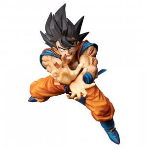 PREORDER - Banpresto Dragon Ball Z Son Goku Kamehameha Figure (orange)