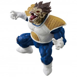 PREORDER - Banpresto Dragon Ball Z Creator x Creator Ohzaru Vegeta Ver. A Figure Re-run (blue)