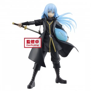 PREORDER - Banpresto That Time I Got Reincarnated As A Slime ESPRESTO Clear Materials Demon Rimuru Tempest Figure (black)