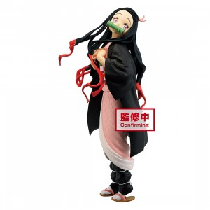 PREORDER - Banpresto Demon Slayer Kimetsu no Yaiba Glitter And Glamours Nezuko Kamado Figure (black)