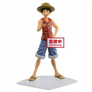 PREORDER - Banpresto One Piece Magazine Figure Special Episode Luff Vol. 1: Monkey D. Luffy Figure (red)