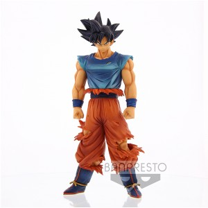 PREORDER - Banpresto Dragon Ball Super Grandista Nero Son Goku #3 Figure (orange)