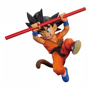 PREORDER - Banpresto Dragon Ball Super Son Goku Fes!! Vol 4 A Kids Goku Figure Re-Run (orange)