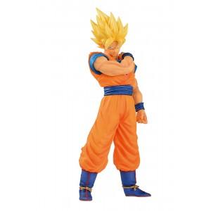 Banpresto Dragon Ball Z Resolution Of Soldiers Vol. 1 Son Goku Figure Re-Run (orange)