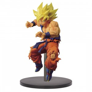 PREORDER - Banpresto Dragon Ball Super Son Goku Fes!! Vol 12 Super Saiyan Son Goku (orange)