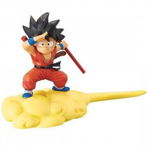 PREORDER - Banpresto Dragon Ball Kid Goku And Flying Nimbus Ver. A Figure (orange)