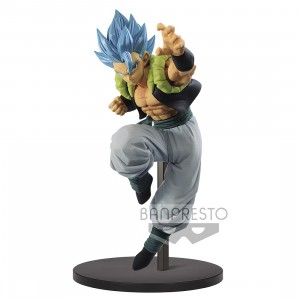 PREORDER - Banpresto Dragon Ball Super Son Goku Fes!! Vol 13 Super Saiyan God Super Saiyan Gogeta Figure (gray)
