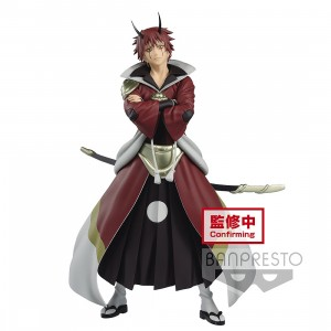 PREORDER - Banpresto That Time I Got Reincarnated as a Slime Otherworlder Vol.5 Benimaru Figure (red)