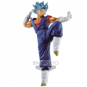 PREORDER - Banpresto Dragon Ball Super Son Goku Fes!! Vol 14 Super Saiyan God Super Saiyan Vegito Figure (blue)