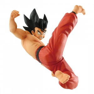 Banpresto Dragon Ball Match Makers Son Goku Figure Re-Run (tan)