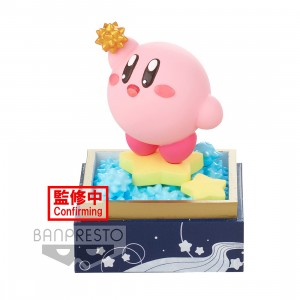 PREORDER - Banpresto Kirby Paldolce Collection Vol.4 Ver. A Star Kirby Figure (pink)