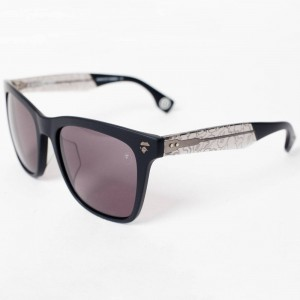 A Bathing Ape BS13009 MB Sunglasses (black / matte black)