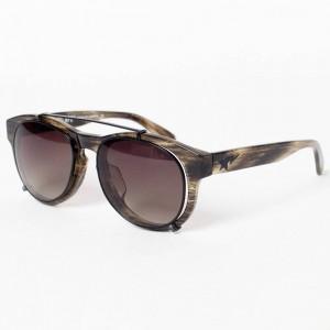 A Bathing Ape BS13014 BR Sunglasses (brown)