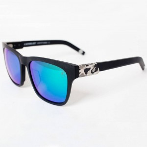 A Bathing Ape BS13023 BK Sunglasses (black)