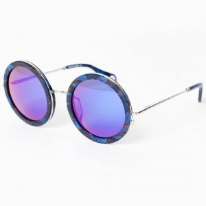 A Bathing Ape BS13027 BU Sunglasses (blue)