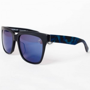 A Bathing Ape BS13045 BU Sunglasses (blue)