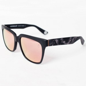 A Bathing Ape BS13045 MB Sunglasses (black / matte black)