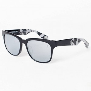 A Bathing Ape BS13051 BK Sunglasses (black)