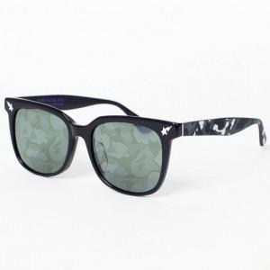 A Bathing Ape BS13058 NEON Sunglasses - Nightmare Edition (black / neon)