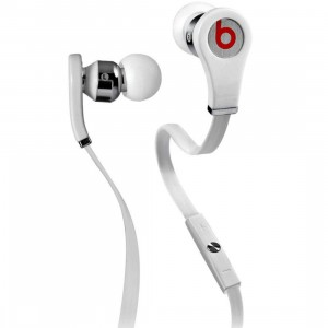 Beats By Dre Tour In-Ear Headphones W Control Talk (white)