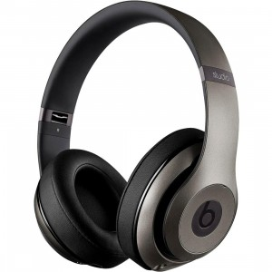 Beats By Dre Studio 2.0 Over-Ear Headphones (gray / titanium)