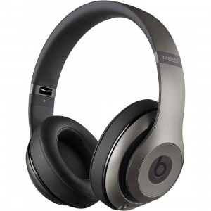 Beats By Dre Studio Wireless 2.0 Over-Ear Headphones (gray / titanium)