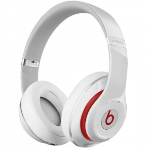 Beats By Dre Studio 2.0 Wireless Over-Ear Headphones (white)