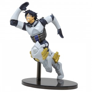 Banpresto My Hero Academia Banpresto Figure Colosseum Vol. 6 Tenya Iida Figure (white)