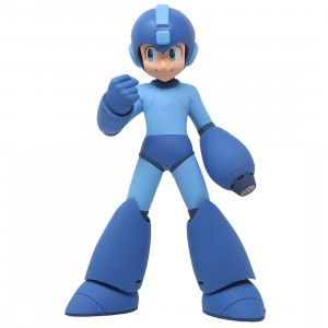 Banpresto Mega Man Grandista Mega Man Exclusive Lines Figure (blue)