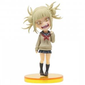Banpresto My Hero Academia World Collectable Figure Vol. 6 - 35 Himiko Toga (beige)