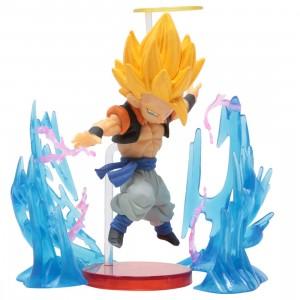 Banpresto Dragon Ball Super World Collectable Figure Plus Effect - 05 Super Saiyan Gogeta (blue)