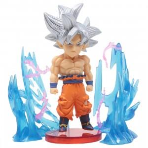 Banpresto Dragon Ball Super World Collectable Figure Plus Effect - 06 Autonomous Ultra Instinct Son Goku (silver)